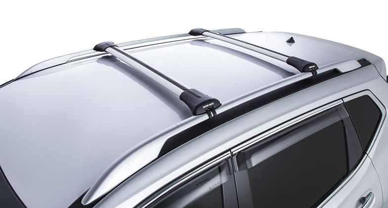 Luggage Rack For Suv Stunning Nissan XTrail 60dr SUV With Roof Rails 6060on Rhino Vortex