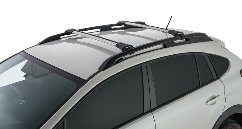 Subaru Xv 5dr Hatch With Roof Rails 01 12 05 17 Rhino
