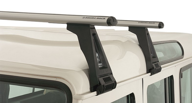 Land Rover Defender 2dr 4dr 03 93 On Rhino Vortex Roof