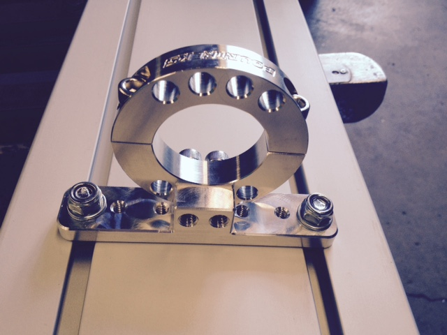 1 3 4 Quot Diametre Modular Foxwing Brackets For Fj Cruiser
