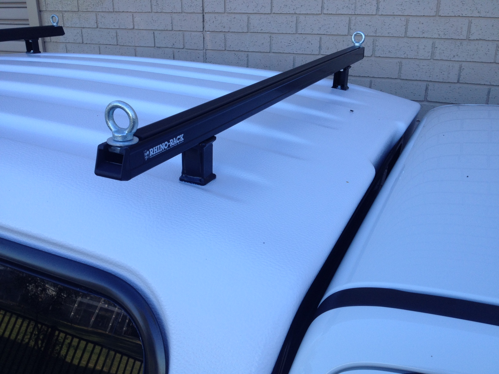 Canopy Internal Frame Rhino Commercial Roof Rack 1