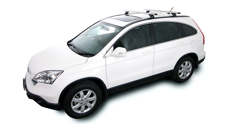 honda crv 5dr wagon 02 07 to 10 12 rhino vortex roof racks. Black Bedroom Furniture Sets. Home Design Ideas