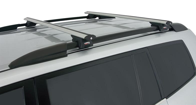 Toyota Kluger 4dr Wagon With Roof Rails 08 07 02 14 Rhino