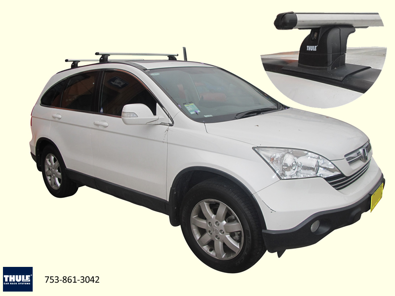 Thule 753000 Foot Pack Roof Rack World