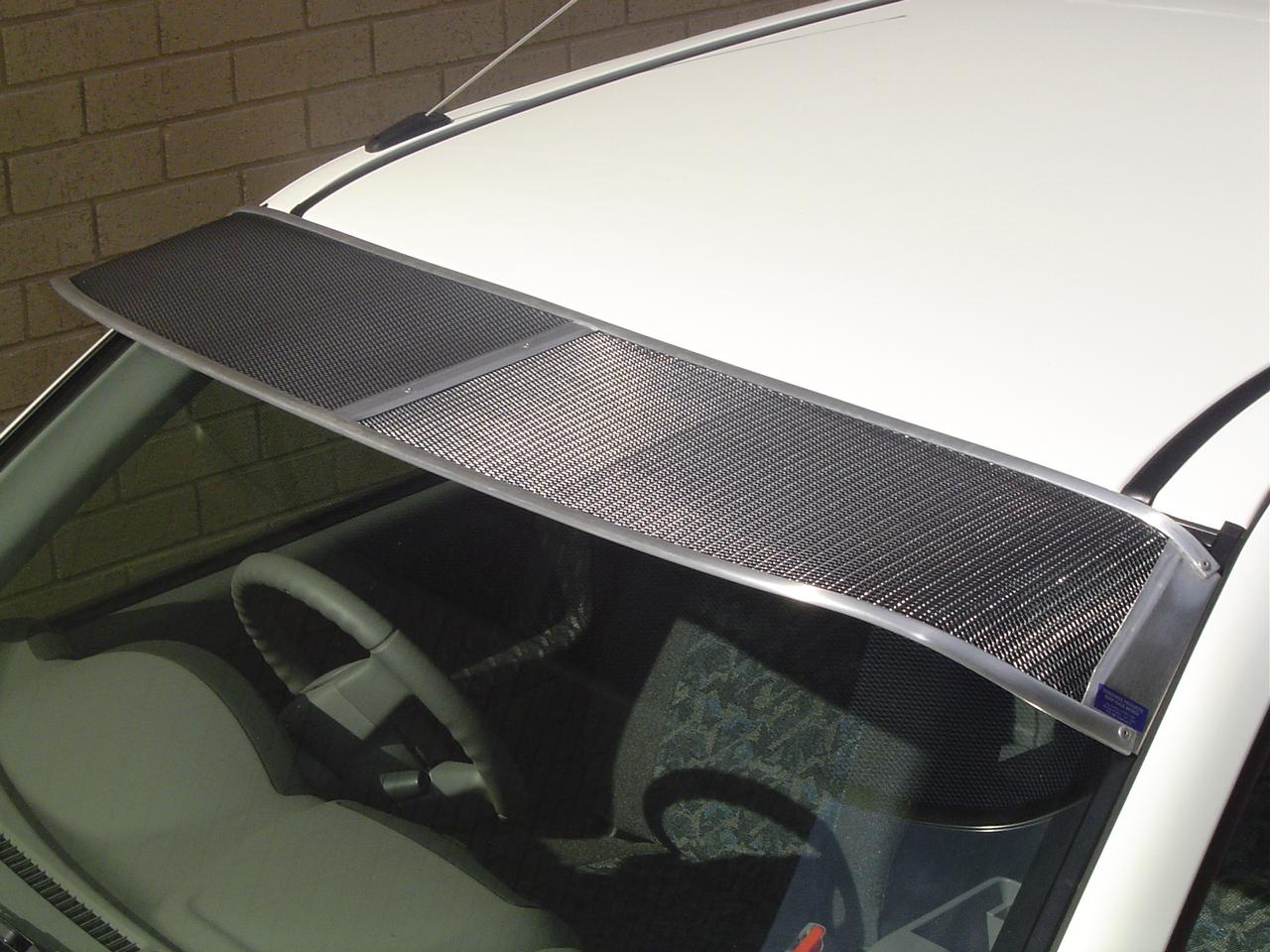 Mesh Windscreen Sunvisor Holden Rodeo Colorado 2003 To
