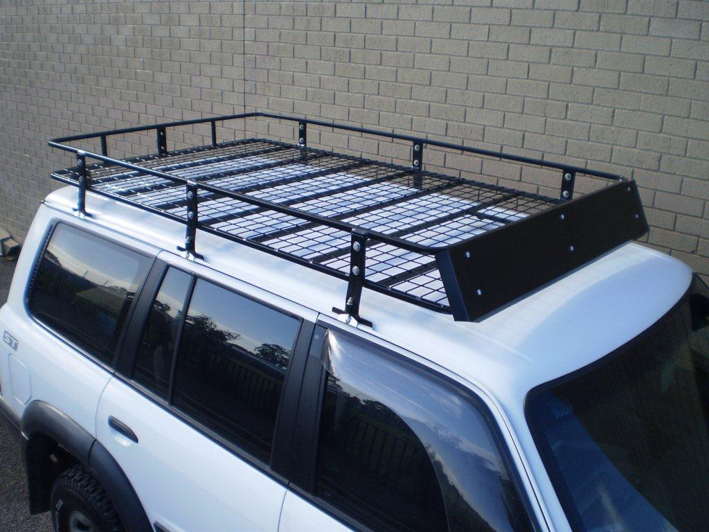 Steel Off Road Heavy Duty Roof Rack Nh Nl Pajero Wagon 2 2