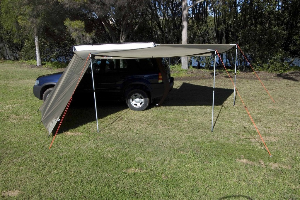 Rhino 31101 4wd Awning Extension Only 2 5 X 2 0m Roof