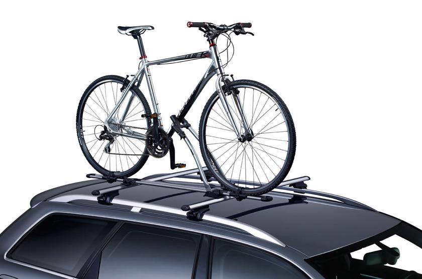 Thule 532002 Freeride Roof Top Mounted Bike Carrier Roof