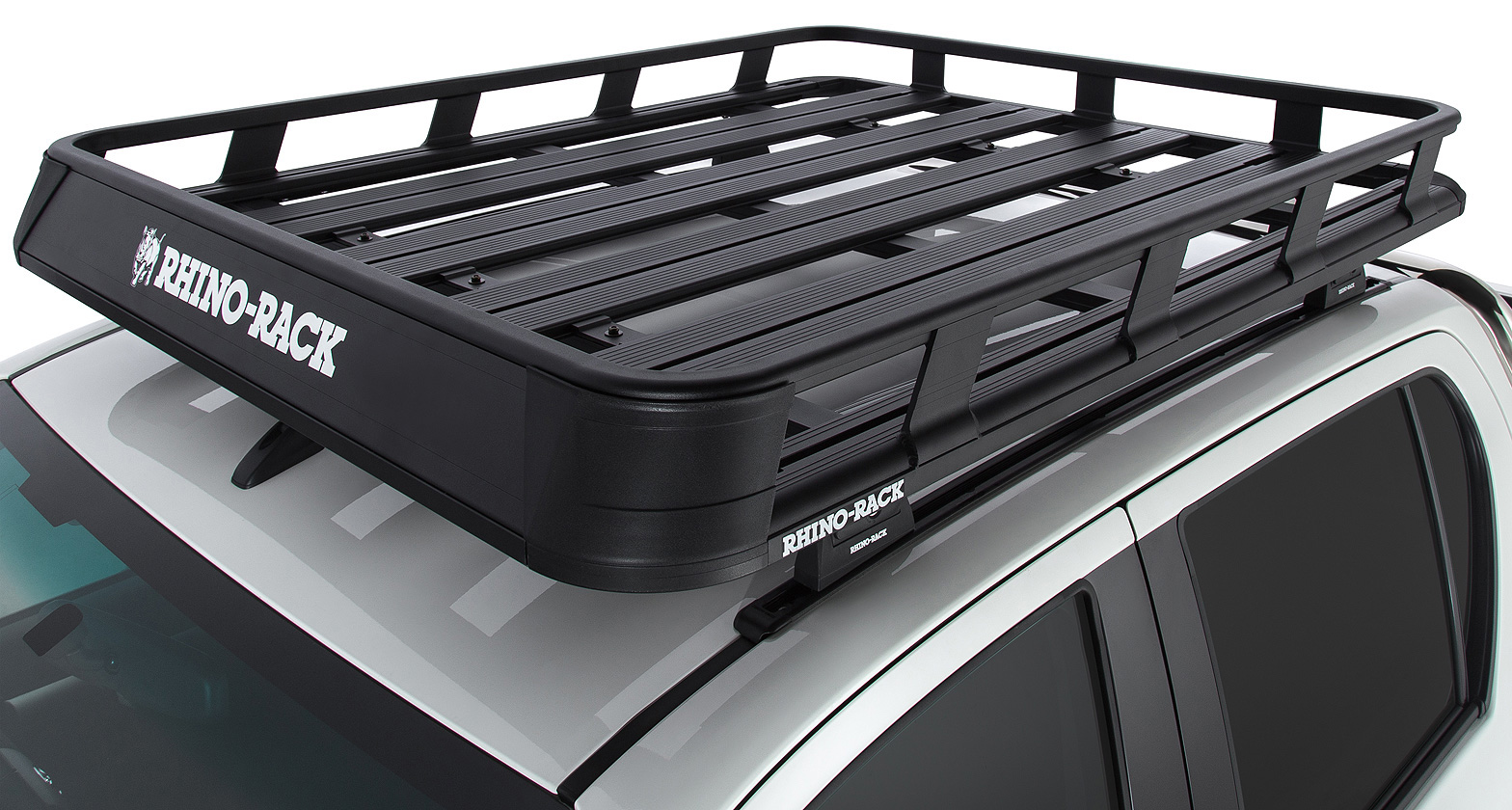 Toyota Hilux 4dr Ute Double Cab 10 15on Rhino Pioneer Tray