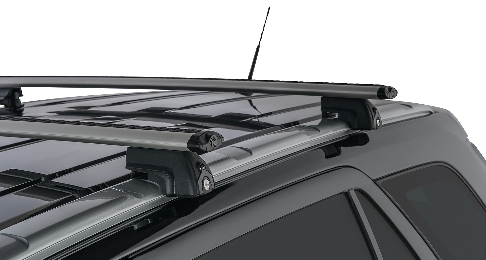 Ford Everest 3rd Gen 4dr Suv With Flush Rails 10 15on