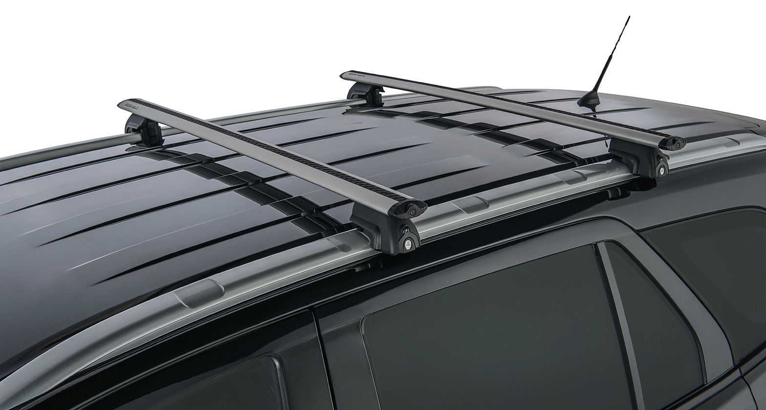 rhino vortex black door rack bar roof backbone