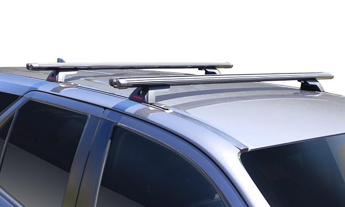Toyota Fortuner Gx 5dr Suv 11 15on Yakima Lock N Load Pr