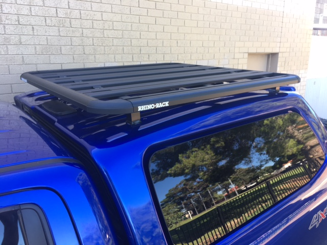 Ford Ranger Px Px Mkii 4dr Ute Double Cab 10 11on Rhino